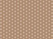 Embossed Kaleidoscope Pattern — Stock Photo