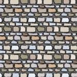 Cartoon wall stones grunge pattern background — Stock Photo #59887749