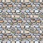 Cartoon wall stones grunge pattern background — Stock Photo #59887923