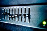 Studio amplifier — Stock Photo
