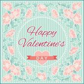 Happy valentines day! — Stock Vector