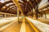 Estação ferroviária — Fotografia Stock
