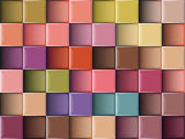 Squares colorful background — Stock vektor