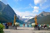 Lake Louise, Alberta — Foto de Stock