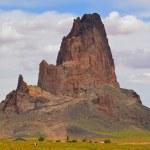 Agathla Peak in Kayenta, AZ USA — Stock Photo #77690044
