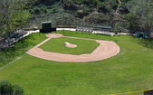 Little League Baseball Field — Stock Photo