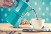 Vintage kawy — Zdjęcie stockowe