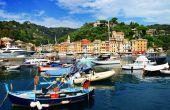 City of Portofino, Liguria, Italy — Stock Photo