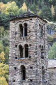 Sant Joan de Caselles in Canillo, Andorra — Stock Photo