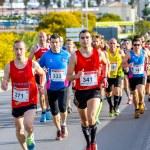 XXVIII Half Marathon Bahia de Cadiz — Stock Photo #53382529