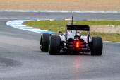 Team McLaren F1,  Kevin Magnussen, 2014 — Stockfoto