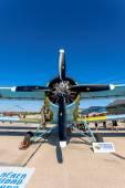 Flugzeug antonow an-2 — Stockfoto