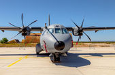 Aircraft CASA C-295 — Stock Photo