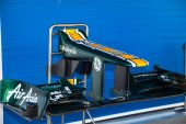 Team Catherham F1, Jarno Trulli — Stock Photo