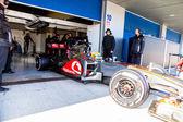 Team McLaren F1, Lewis Hamilton — Stock Photo
