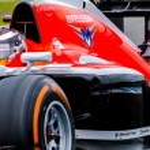 Постер, плакат: Team Marussia F1 Jules Bianchi
