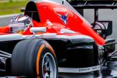 Team Marussia F1, Jules Bianchi — Stock Photo