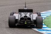 Team McLaren F1, Kevin Magnussen — Stock Photo