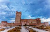 Castle of the Mota — Stock Photo