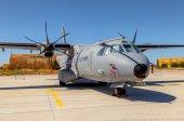 Aircraft CASA C-295 — Stock Photo