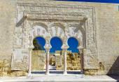 Entrance of Yafar's house — Stock Photo