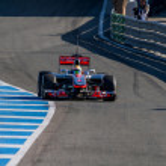 ������, ������: Team McLaren F1 Lewis Hamilton 2012