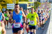 XXVIII Half Marathon Bahia de Cadiz — 图库照片
