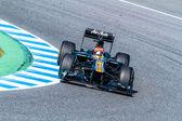 チーム catherham f1、ヤルノ ・ トゥルーリ、2012 — ストック写真
