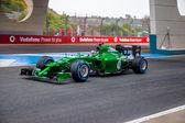Team Caterham F1, Kamui Kobayashi, — Stock Photo