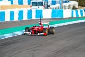 Scuderia Ferrari F1, Fernando Alonso, — Stock Photo