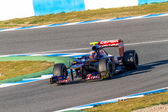 Equipo Toro Rosso F1, Jean Eric Vergne, — Foto de Stock
