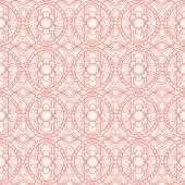 Elegant pink pattern — Stock Vector