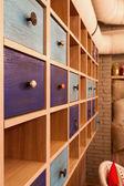 Shelves — Stock Photo