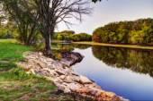Colorful scenic Landscape in HDR — Stockfoto