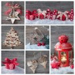 Christmas collage — Stock Photo #57612033