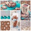 Christmas collage — Stock Photo #57612115
