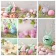Easter collage — Stock Photo #68727211
