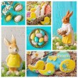 Easter collage — Stock Photo #68727247