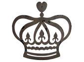 Rusty crown — Stock Photo