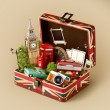 London traveling concept — Stock Photo #55291485