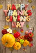 Thanksgiving Day — Foto Stock