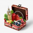 London traveling concept — Stock Photo #65783723