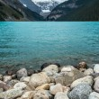 Lake Louise, Alberta, Banff National Park — Stockfoto