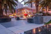 Union Square in San Francisco — Stock Photo