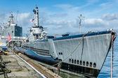 World War 2 submarine — Stock Photo