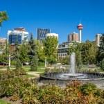 Memorial Park in Calgary — Stock Photo #53952163