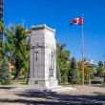 Memorial Park in Calgary — Stock Photo #53952243