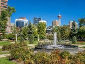 Memorial Park in Calgary — Stock Photo