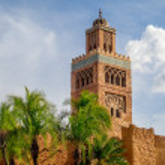 Moroccan Pavilion, Epcot Center — Stock Photo #59217819