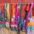 Goods for sale at the Moroccan Pavilion — Stock Photo #59217821